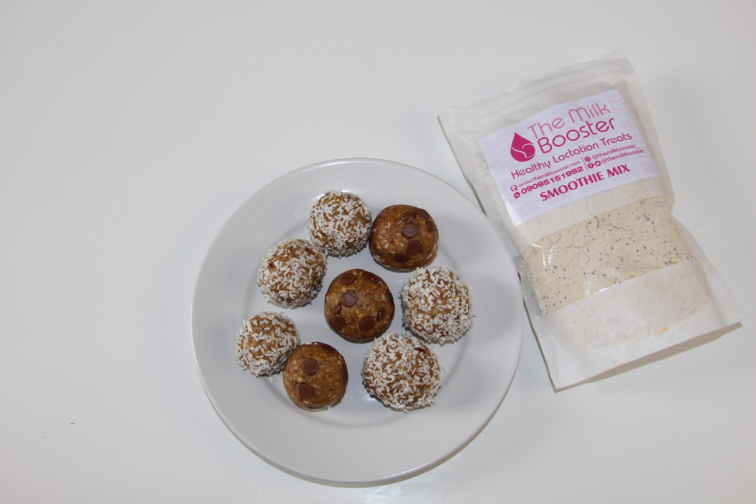 Breastfeeding Energy Balls