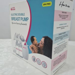 The MilkBooster Double Electric Breastpump (Small)
